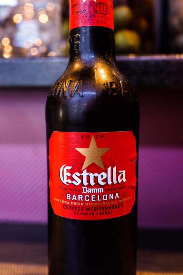 『赤横びすとろ TAKKE』クラフトビール エストレージャ